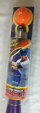 Vtg NERF Mike Piazza Bat Thunder FX 2002 Hasbro Sound Effect Baseball Ball