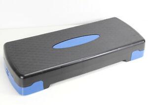 AEROBIC-Steppbrett-Stepper-Board-Fitness-Step-Brett-VERSTELLBAR-2-Hoehen-3124