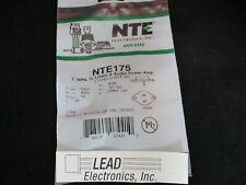 Nte175 Transistor Npn Silicon 500v 3amp Linear Audio Power Amp To 66 Case