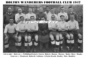 BOLTON-WANDERERS-F-C-TEAM-PRINT-1947-LOFTHOUSE-BANKS-MUIR-BARRASS
