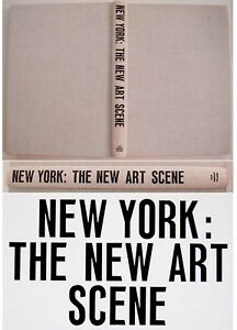 03b9e69a9d Image is loading 1967-NYC-Photo-Book-POP-ART-Rauchenberg-WARHOL-