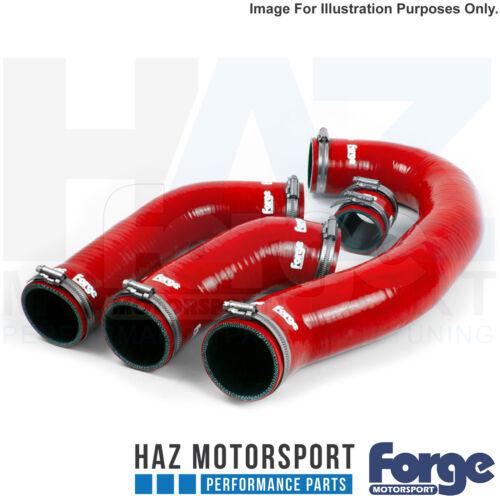 Colliers de serrage KIT pour VW T6 Transporteur 2.0TSI Rouge FORGE Motorsport Boost Tuyau