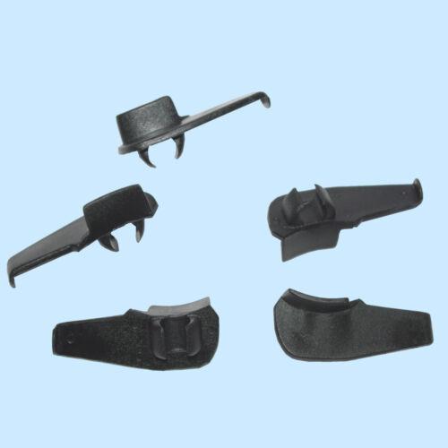 Kunststoffeinsätze Montagekopf pasend für Bosch Reifenmontagemaschine