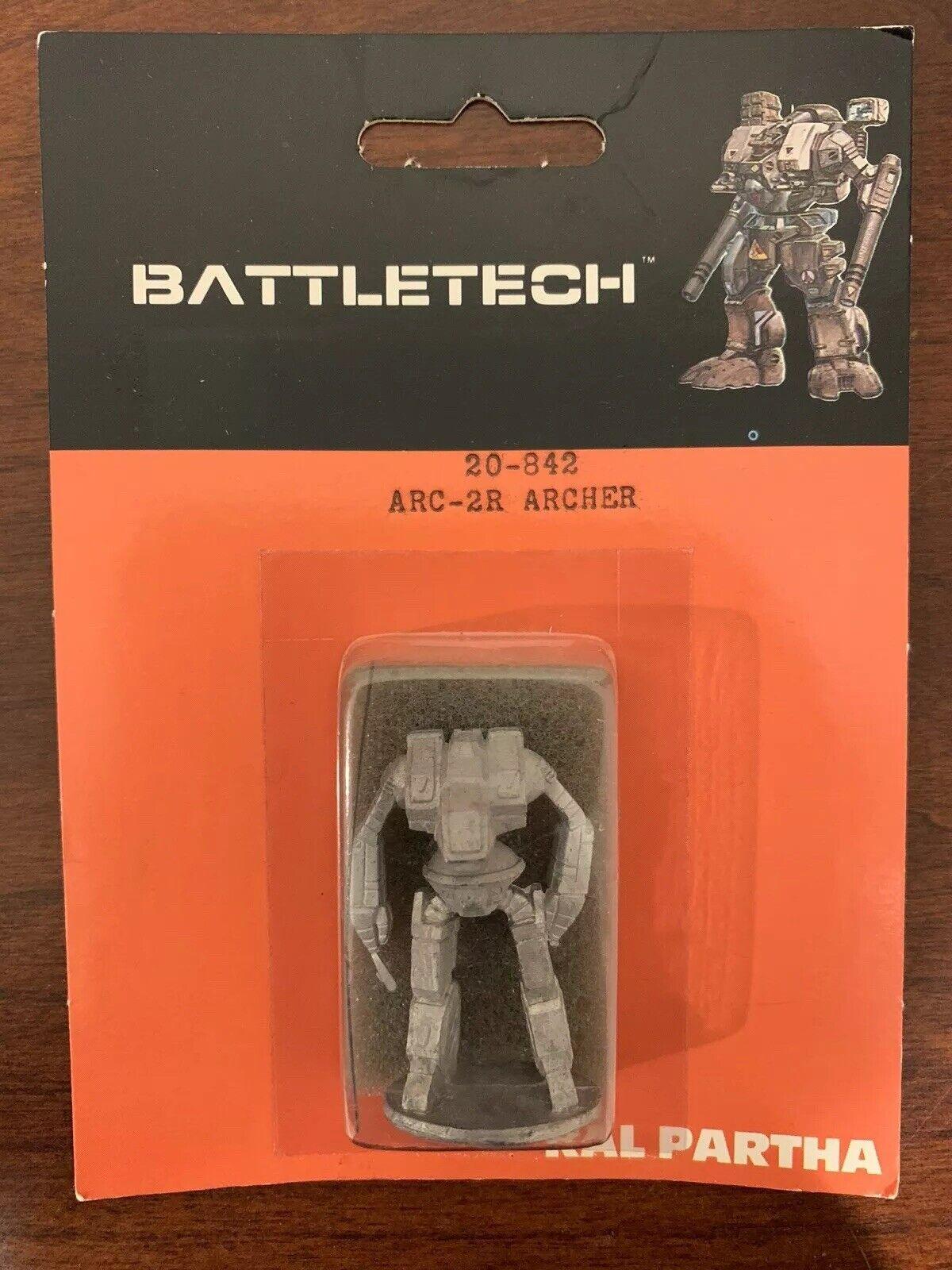Battledroids-Battletech Ral Partha 1984, 1985 Miniaturas Lote-Archer