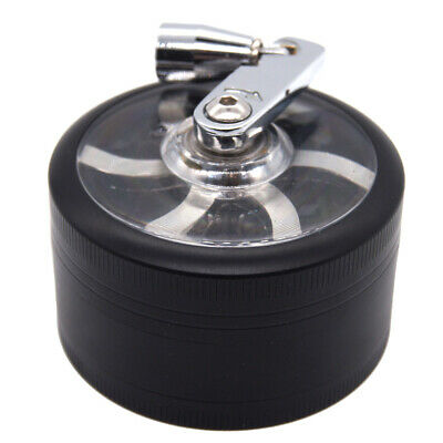 1.6 Inch 40 mm 3 Piece Tobacco Herb Grinder Spice Tree of Life 162TR GR0