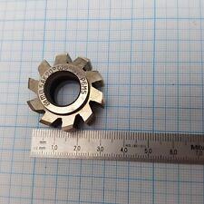 Gear Hob Cutter M05 Hss Pa20 Z10 Zahnradfrser Walzenfrser Ussr