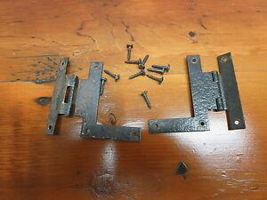 2-Ethan-Allen-Nutmeg-Heirloom-Room-Plan-Crp-Dresser-Chest-Hardware-Door-Hinges-G