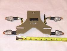 R1 GOLD FENDER ELIMINATOR COMP KIT 2T//S LED LIGHT 04-11
