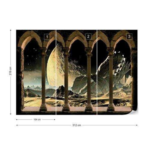 Planètes espace extra-atmosphérique Pierre Arcade Papier peint papier peint polaire facile installer papier