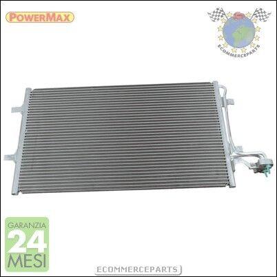 XPX Condensatore radiatore climatizzatore PowerMax VOLVO S40 II Diesel 2004/>