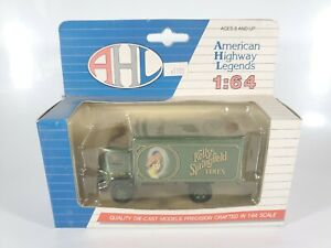AHL-American-Highway-Legends-Kelly-Springfield-Tires-Truck-1-64-NEW-NIB-GMC-T-70