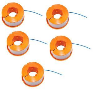 5-X-tondeuse-BOBINE-amp-ligne-pour-Bosch-ART25-ART25F-0600822468