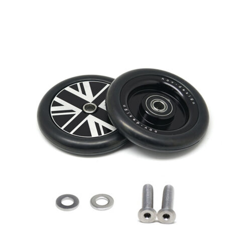 light weight easy wheel for Brompton both side nov Wheel CONVERTIBLE