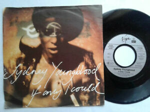 Sydney-Youngblood-If-Only-I-Could-7-034-Vinyl-Single-1989-mit-Schutzhuelle