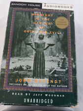 MIDNIGHT IN THE GARDEN OF GOOD AND EVIL BY JON BERENDT UNABRIDGED CASSETTE AUDIO