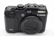 Canon PowerShot G12 10.0MP 2.8''Screen 5x Zoom Digital Camera