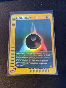 Pokemon TCG NM Reverse Holo Dark Energy Card