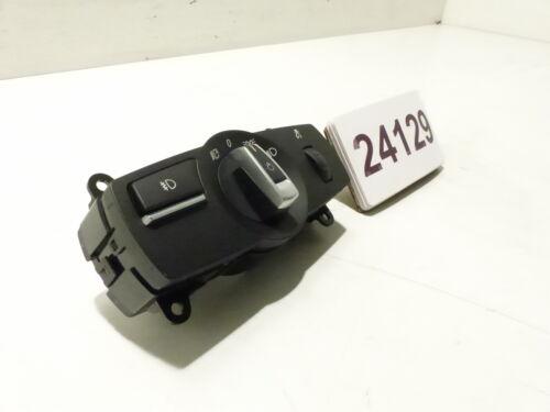 Original BMW F10 F06 F12 F01 F25 Schalter Bedieneinheit Lichtschalter 6803962