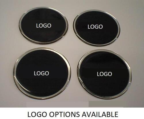 60mm Alloy Wheel Trims Center Resin Centre Badges fits TVR