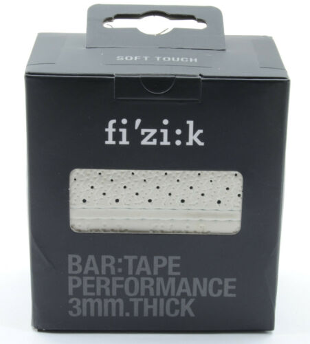 Fizik Fi:zi/'k Performance Road Bike Handlebar Bar Tape White