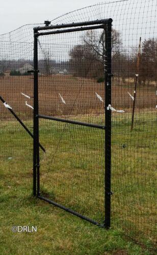 7/' tall Garden GateChoose Width 3/' 4/' 5/' 6/' or 7/'For Deer Fence