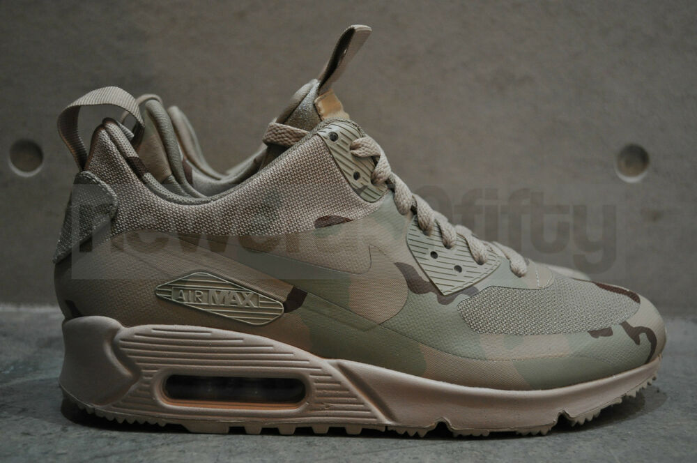 Nike Air Max 90 camo Sneakerboot MC SP
