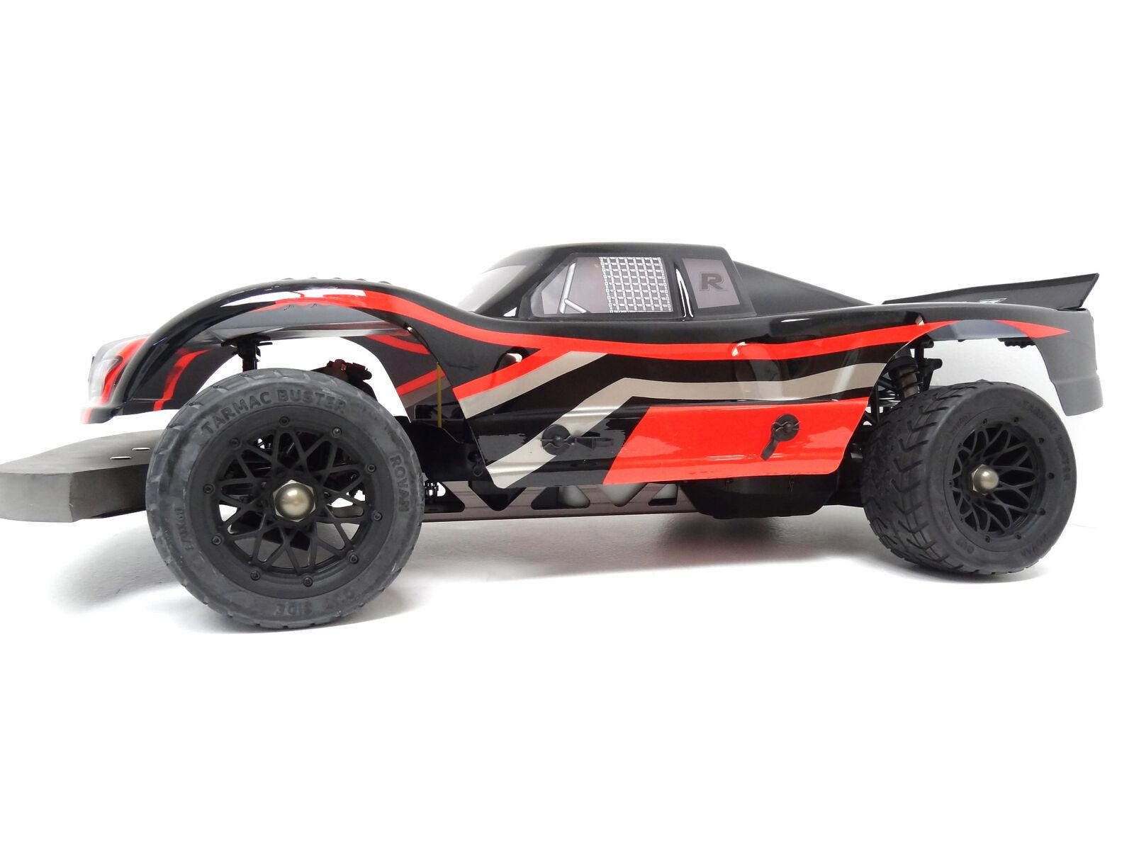 1 5 Rovan 360FCT 36cc gas Terminator Camión de Cocherera HPI Baja 5 King Motor Compatible