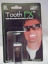 Tooth White Teeth Whitening .Mehron Paint Brush On White Theatrical