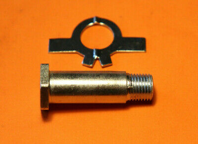 1953-66 TRIUMPH SIDE STAND BOLT 82-3097 WITH TAB WASHER 82-3096 UK MADE