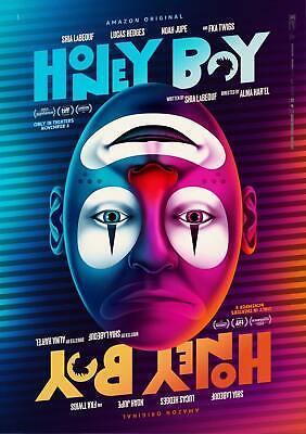 Y-814 The Grinch Movie 27x40 24x36 Hot Poster 2018 Benedict Cumberbatch
