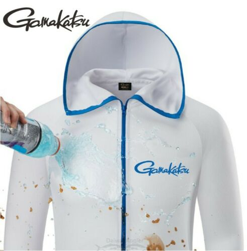 Daiwa Shirt Breathable Fishing Clothing Men Waterproof Fishing Shirts Long