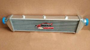 550-x-140-x-65mm-FMIC-ALUMINUM-TURBO-INTERCOOLER-2-25-034-INLET-OUTLET-Bar-amp-Plate