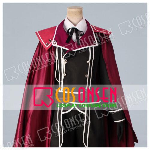 Idolish7 tenn kujo Cosplay Costume Cosonsen Full Set All Sizes