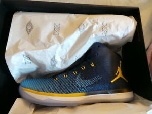98fb9ce68c8 Nike Air Jordan XXX1 XXXI 31 Marquette PE Player Sample Edition sz ...