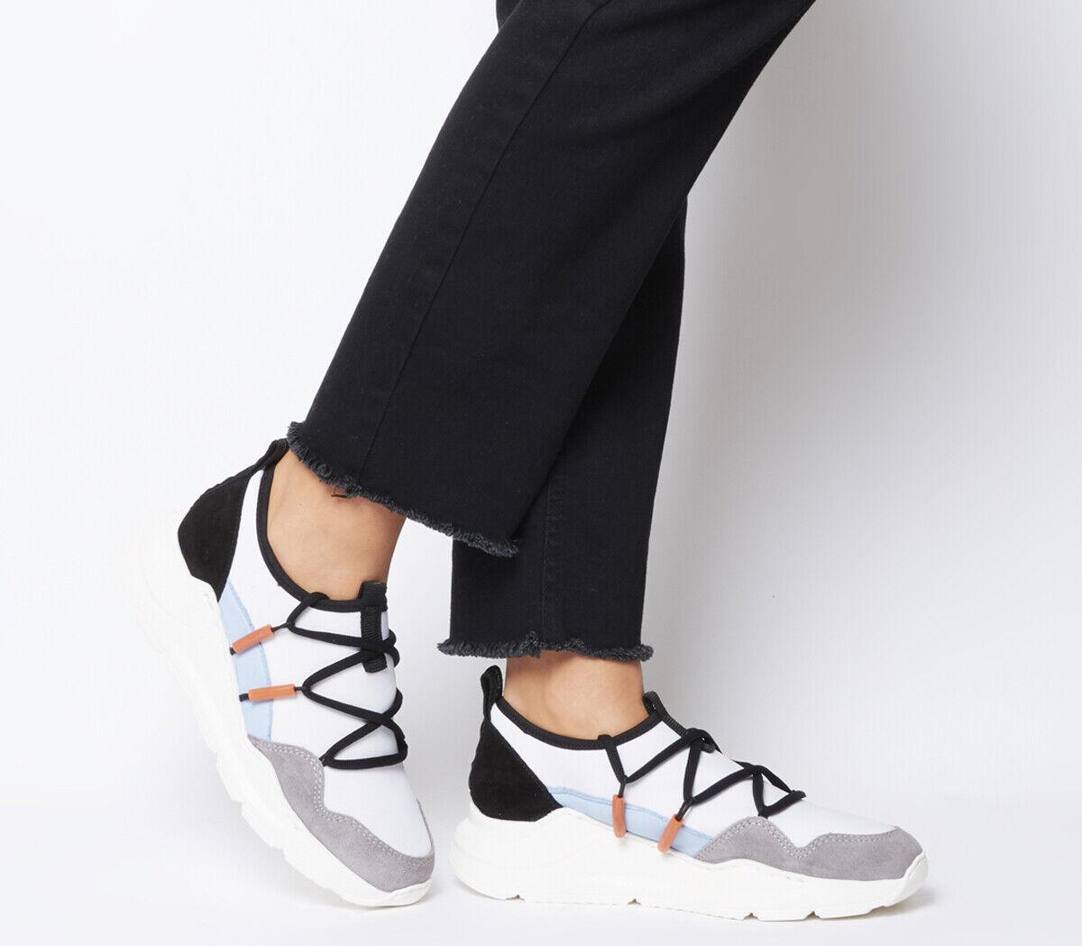 Zapatillas para mujer Oki Kutsu Heishi blancoo gris Naranja Naranja Naranja Pisos  online barato