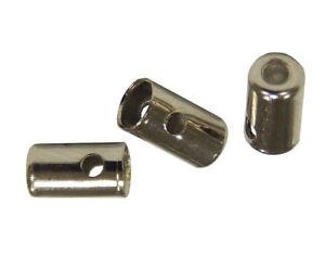 Endkappen-fuer-Halskette-Armbaender-Metall-Kappen-6mm-Schmuck-Basteln-BEST-SF89
