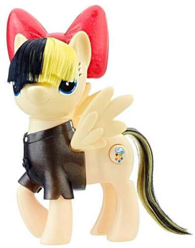 My Little Pony The Movie chantant Songbird SERENADE Figure Lights /& Sounds *