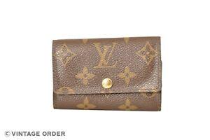 Louis-Vuitton-Monogram-Multicles-6-Key-Case-Ring-M62630-G00412