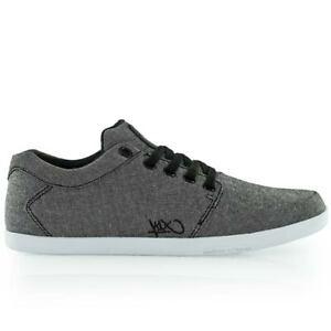K1X-LP-LOW-Sneaker-Herren-black-oxford-grau-schwarz-NEW-NEUWARE-portofrei-40-46