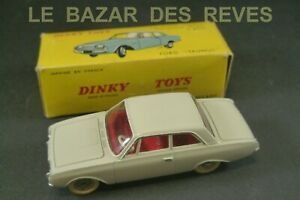 DINKY TOYS FRANCE. FORD TAUNUS. REF: 559. + Boite.(lot2)