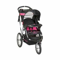 Baby Trend Expedition Bubble Gum Jogger Single Seat Stroller Strollers