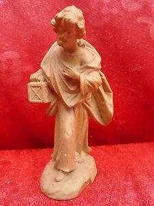 schone-alte-Krippenfigur-Holz-geschnitzt-Josef-16cm