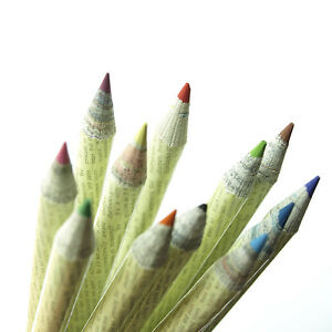 Recycled-Newspaper-Colouring-Pencils