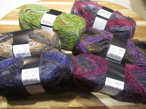 Image is loading Noro-SILK-GARDEN-Sock-Yarn-choice-of-6-