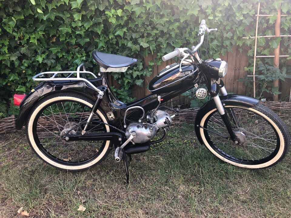 Puch MS50L, 1956, ? km