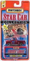 Matchbox Star Car Happy Days TV Show 1956 Ford Pickup Die Cast MOC 1997 Red