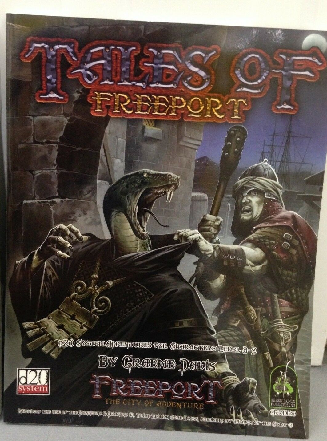 Freeport D20 AD&D - Tales of Freeport - New