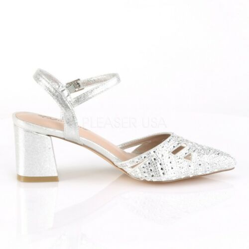 06 Argento Fabulicious Fabulicious Sandals Faye Sandals 0wBIH