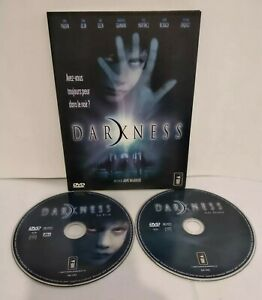 DARKNESS-Edition-double-DVD-Pal-Zone-2-Comme-neuf