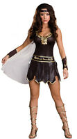 WOMENS SEXY XENA WARRIOR PRINCESS GLADIATOR COSTUME HEN DOO FANCY DRESS PARTY